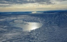 Massive Liquid Water Reservoir Discovered Under Greenland Ice Sheets