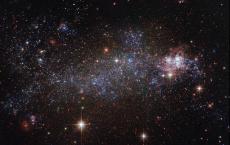 Hubble Captures Irregular Galaxies