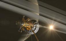 Cassini's Ring-Grazing Orbits