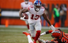 New York Giants vs Cleveland Browns
