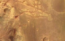 The European Space Agency Releases Images Of Mars