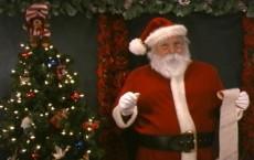 Jingle Bells: Santa Claus Singing His Favorite Christmas Song