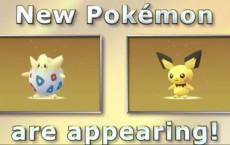 Pokemon GO Update for Christmas