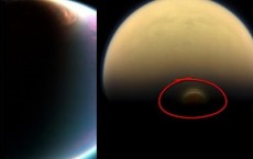 Saturn's Moon Daphnis