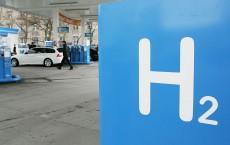Hydrogen Filling Station For Cars