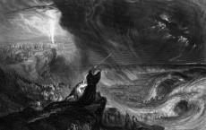 Israelites Escape Egyptian Slavery