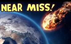 2016 WF9 Asteroid Collision