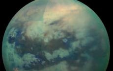 Mysterious Activity On Saturn's Moon Titan Baffles Scientists