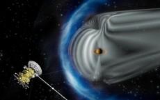Cassini spacecraft magnetic environment of Saturn magnetosphere
