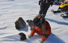 Princess Elisabeth Antarctica have recently discovered a meteorite