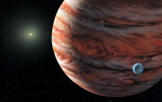 Artist's Conception Of New Planet