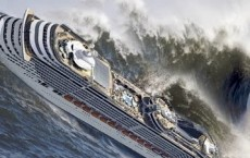 Formation Of Rogue Waves And Tsunamis