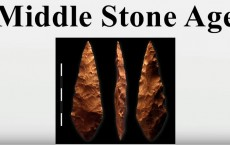 Middle Stone Age Ochre Art In Porc-Epic Cave