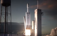 SpaceX Gets Ready To Launch Its Falcon Heavy Rocket Soon