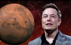 Elon Musk's Mars Plans