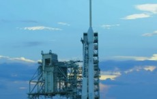 Launch Aborted Of SpaceX Falcon 9 With Intelsat 35e From KSC