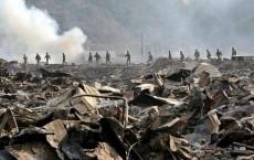 Tohoku Earthquake and Tsunami Aftermath