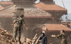 Nepal after devastating 2015 earthquake