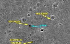 InSight Landing Site (IMAGE)