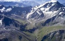 Alpine Stream in Canton Valais, in Switzerland (IMAGE)