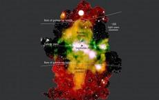 Galactic Chimneys in Milky Way (IMAGE)