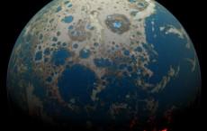 Early Earth (IMAGE)