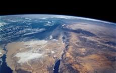Aerial View Dead Sea (IMAGE)