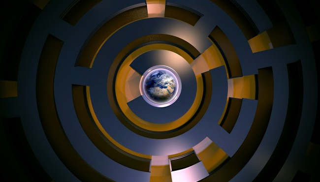 JOURNEY TOWARD THE CENTER OF THE EARTH By Dr. David W. Barber