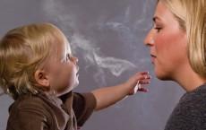 Grandmothers Smoking Habit Has Detrimental Effect on Growth of Grandchildren