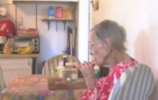 105 Year Old Texas Woman Reveals Bacon as a Secret to Living Long Life